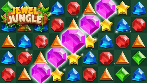 Jewels Jungle Treasure Match 3 Puzzle 1.7.0 screenshots 5
