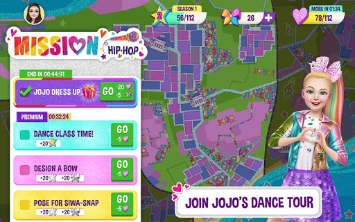 JoJo Siwa – Live to Dance 1.1.5 screenshots 12