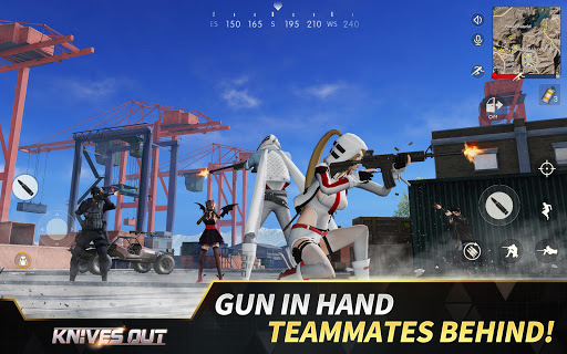 Knives Out-No rules just fight 1.240.439446 screenshots 15