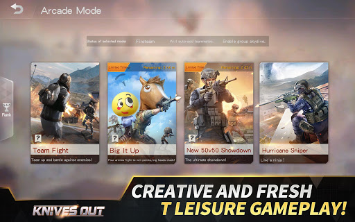 Knives Out-No rules just fight 1.240.439446 screenshots 18