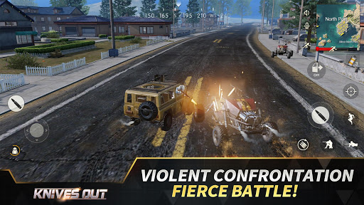 Knives Out-No rules just fight 1.240.439446 screenshots 5