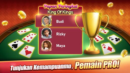 LUXY Domino amp Poker Gaple QiuQiu QQ 99 Remi 5.1.6.0 screenshots 8