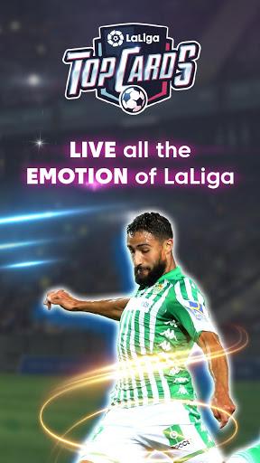 LaLiga Top Cards 2020 – Soccer Card Battle Game 4.1.4 screenshots 16