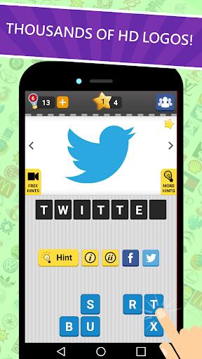 Logo Game Guess Brand Quiz 5.1.2 screenshots 11