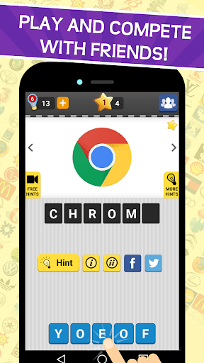 Logo Game Guess Brand Quiz 5.1.2 screenshots 16
