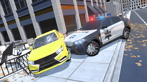Luxury Police Car 1.5 screenshots 4
