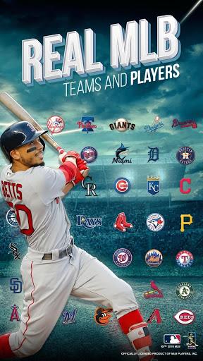 MLB Tap Sports Baseball 2019 2.1.3 screenshots 1