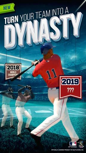 MLB Tap Sports Baseball 2019 2.1.3 screenshots 2