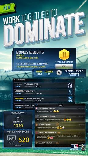 MLB Tap Sports Baseball 2019 2.1.3 screenshots 4