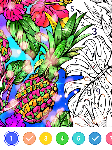 Magic Paint – Color by number amp Pixel Art 0.9.22 screenshots 15