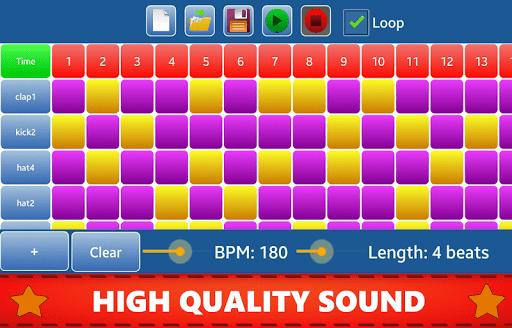 Make Beats – Drum Pad MP3 amp WAV 3.0 screenshots 2