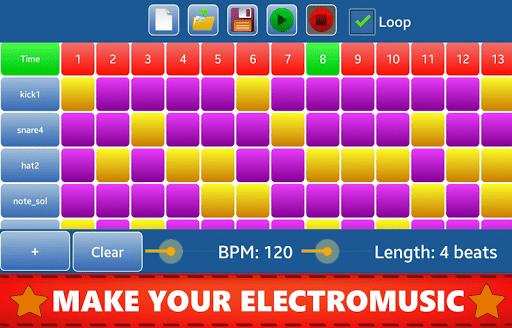Make Beats – Drum Pad MP3 amp WAV 3.0 screenshots 7