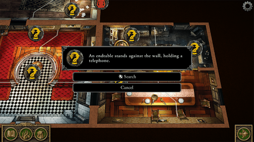 Mansions of Madness 1.8.6 screenshots 11
