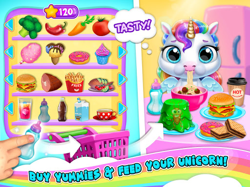 My Baby Unicorn 2 – New Virtual Pony Pet 1.0.44 screenshots 20