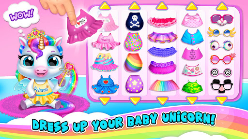 My Baby Unicorn 2 – New Virtual Pony Pet 1.0.44 screenshots 3