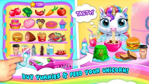 My Baby Unicorn 2 – New Virtual Pony Pet 1.0.44 screenshots 4