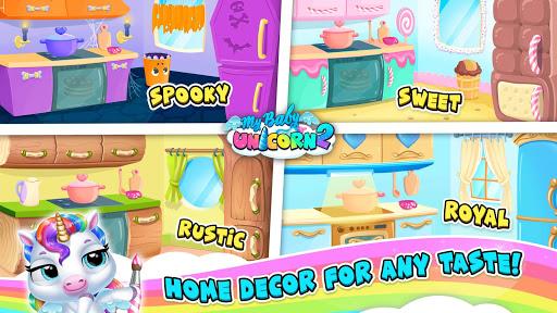 My Baby Unicorn 2 – New Virtual Pony Pet 1.0.44 screenshots 8