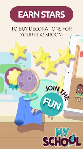 MySchool – Be the Teacher Learning Games for Kids 3.1.1 screenshots 10