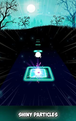Neon Tiles Hop Color Ball Forever Dancing Ball 1.2 screenshots 15