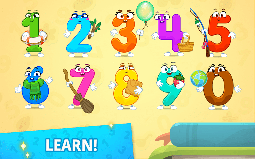 Numbers for kids Counting 123 games 0.6.13 screenshots 2