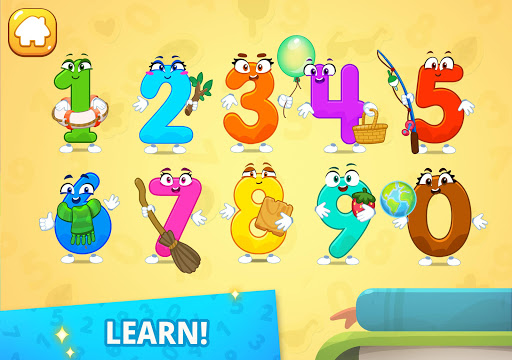 Numbers for kids Counting 123 games 0.6.13 screenshots 8
