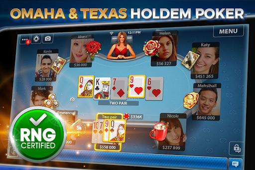 Omaha amp Texas Holdem Poker Pokerist 34.8.0 screenshots 1