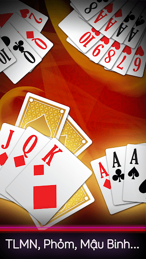 Poker Paris Tien Len Mien Nam TLMN amp Binh Xap Xam 2.2.1 screenshots 4