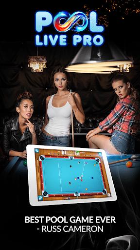 Pool Live Pro 8-Ball 9-Ball 2.7.1 screenshots 1