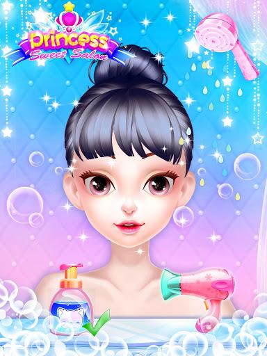 Princess Dress up Games – Princess Fashion Salon 1.23 screenshots 4
