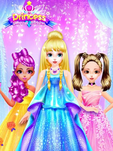 Princess Dress up Games – Princess Fashion Salon 1.23 screenshots 9