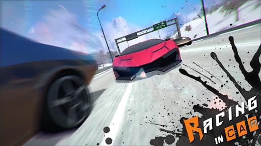 Racing In Car 3D 3.0 screenshots 13