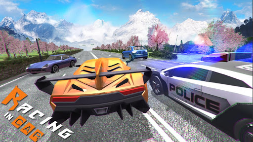 Racing In Car 3D 3.0 screenshots 15