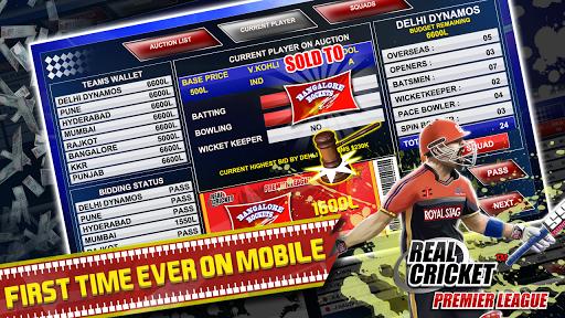 Real Cricket Premier League 1.1.4 screenshots 18