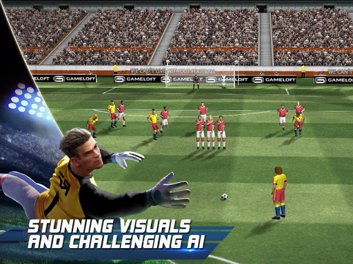 Real Football 1.7.1 screenshots 2