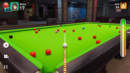 Real Snooker 3D 1.14 screenshots 18