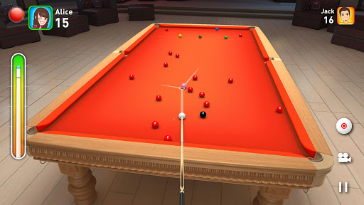 Real Snooker 3D 1.14 screenshots 22