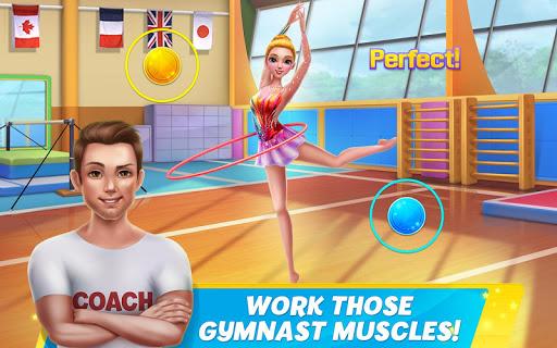 Rhythmic Gymnastics Dream Team Girls Dance 1.0.5 screenshots 5