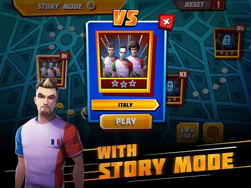 Roll Spike Sepak Takraw 1.4.0 screenshots 4