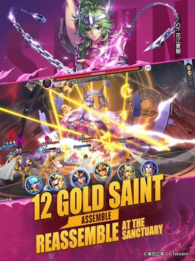 Saint Seiya Awakening 1.6.39.115 screenshots 12