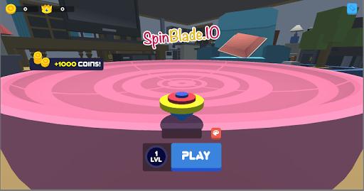 Spin Blade IO 1.0.0 screenshots 1