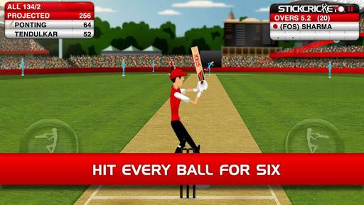 Stick Cricket 2.7.11 screenshots 1