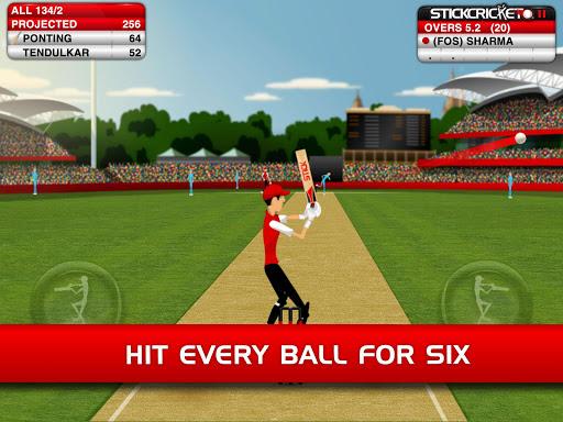 Stick Cricket 2.7.11 screenshots 11
