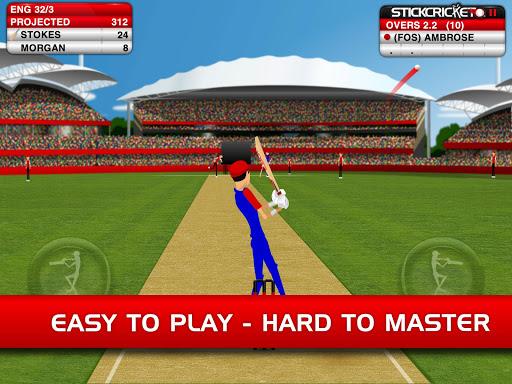 Stick Cricket 2.7.11 screenshots 13