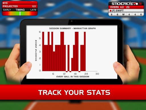 Stick Cricket 2.7.11 screenshots 15