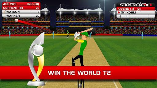 Stick Cricket 2.7.11 screenshots 2
