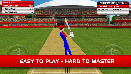 Stick Cricket 2.7.11 screenshots 3
