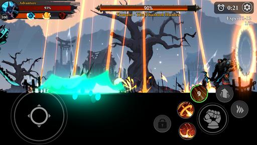 Stickman Master League Of Shadow – Ninja Legends 1.4.8 screenshots 5