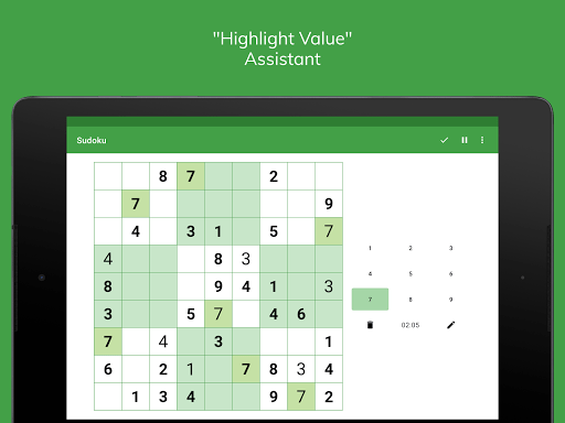 Sudoku – Free amp Offline 2.2.2 screenshots 12