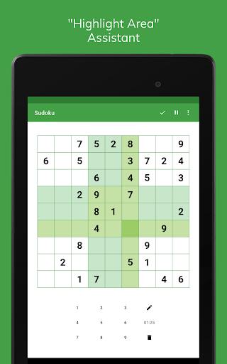Sudoku – Free amp Offline 2.2.2 screenshots 18