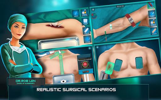 Surgeon Doctor 2018 Virtual Job Sim 1.6 screenshots 7